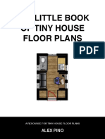 Tiny House Floor Plans Book