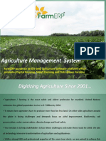Best Agriculture Management System