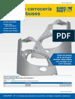 Piezas de Carrocera Autobuses
