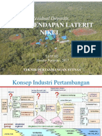 Genesis of the Laterite Nickel (Hendro Purnomo)