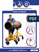 Pipe Stands Brochure