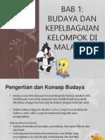 Bab 1 Konsep Budaya dan Kepentingan Memahami Konsep Budaya.pptx