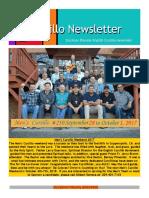 Stockton Cursillo Newsletter 2018