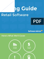 Retail Software Pricing Guide