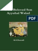 Dear Beloved Son / Ayyuhal Walad   Al Ghazali