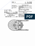 USD272839 NCC-1864 Reliant Design Patent