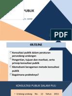 6.1 Nanik Purwati Konsultasi Publik