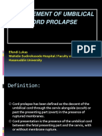 Umibilical cord_prolaps.ppt