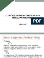 Clinical Judgement.pptx