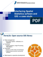 Spatial Statistics and GIS