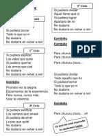 Rosario - No Dudaría