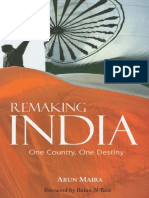 (Response Books) Arun Maira-Remaking India_ One Country, One Destiny-Sage Publications Pvt. Ltd (2005)