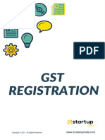 Get a complete E-Guide of GST Registration