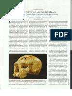 Las Raíces de Los Neandertales 1