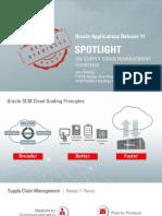 Spotlight SCM Overview R11