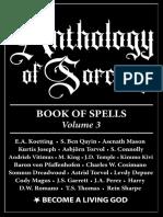Anthology of Sorcery 3 Sample Chapter