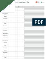 Checklist BIO