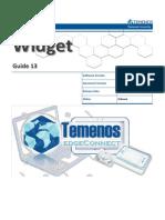 EC5.4 FEAtures 3.3 Guide 13 Widget