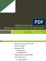 5 ARP Presentació
