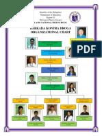 BKD Organizational Chart