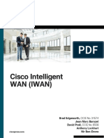 Cisco Intelligent WAN