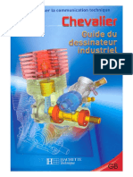 Guide Du Dessinateur Industriel - Chevalier