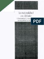 Nudler Oscar Y Klimovsky Gregorio - La Racionalidad en Debate I