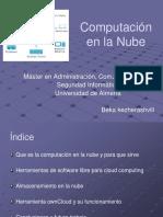 PFM Cloud Beka Presentacion