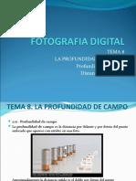 Fotografia Digital.tema 8.Profundidad de Campo