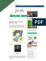 Www Successcds Net Learn English Class 10 Virtually True Class 10 English HTML