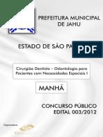 CIRURGIÃO DENTISTA - ODONTOLOGIA PARA PACIENTES COM NECESSIDADES ESPECIAIS I.pdf