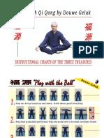 Secret Qi Qong, Nei Qong, Chi Kung by Douwe Geluk