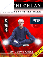 Tai Chi Chuan Book of 18 Methods