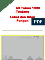 Label Pangan