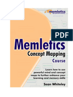 Memletics Concept Mapping Course (Full)