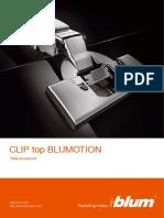 Catalog Balamale BLUM_Blumotion