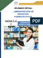 MÓDULO 1 Genaralidades del servicio Farmaceutico..pdf