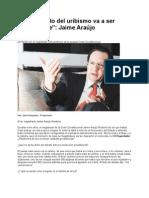 Entrevista Jaime Araujo Renteria Marzo 5 Espectador