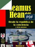 Desde la república de la conciencia  - Seamus Heaney