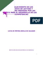 FORTALECIMIENTO DE LOS PROCESOS DE LECTURA Y ESCRITURA MEDI (1).doc