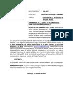Apersonamiento de Petronila 4 Fiscalia Viloaenci Familiar