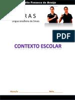 L i b r a s Contexto Escolar-PERFEITO