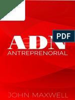ADN antreprenorial - John Maxwell