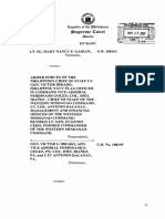 Lt.sg.Mary Nancy P. Gadian vs AFP