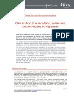 Focus Clés à Choc Serreuses Visseuses VF