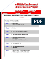 -Palestine, Israel and the Arab-Israeli Conflict-MERIP