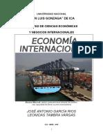 Economia Internacional Prof. Tambra 2014
