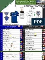 Premier League 180210 round 27  Everton - Crystal Palace 3-1
