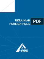 Ukraine Foreign Policy 2016