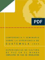 Conferencia Guatemala